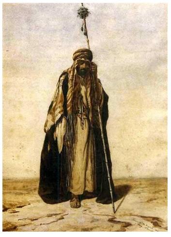 Flandin souvenire de Bagdad